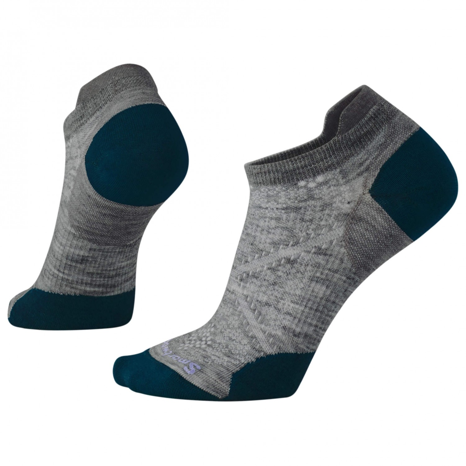 Smartwool - Women's PhD Run Ultra Light Micro - Laufsocken Lochness