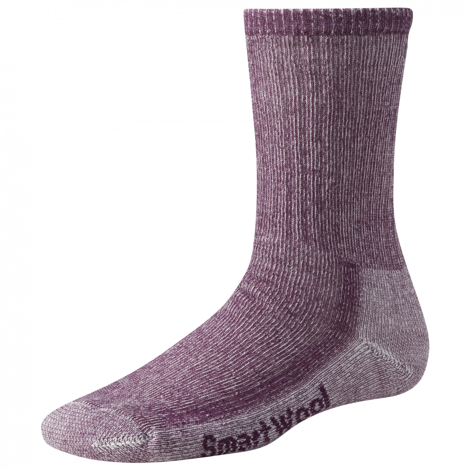 Smartwool - Women's Hike Medium Crew - Trekkingsocken Dark Cassis