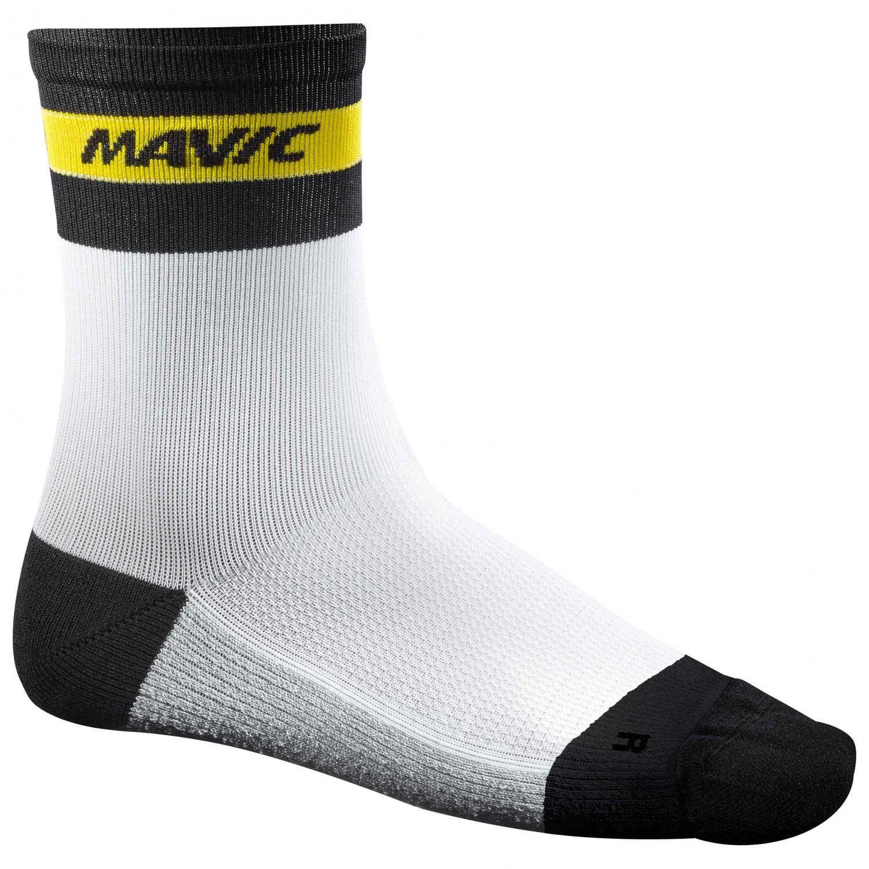 Mavic - Ksyrium Carbon Sock - Radsocken Cane