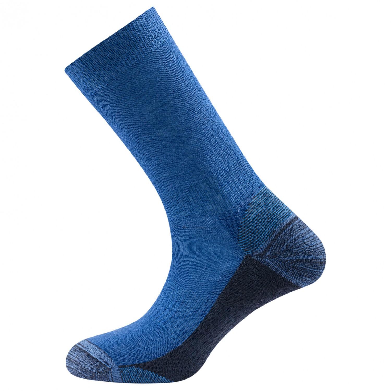 Devold - Multi Medium Sock - Multifunktionssocken Indigo