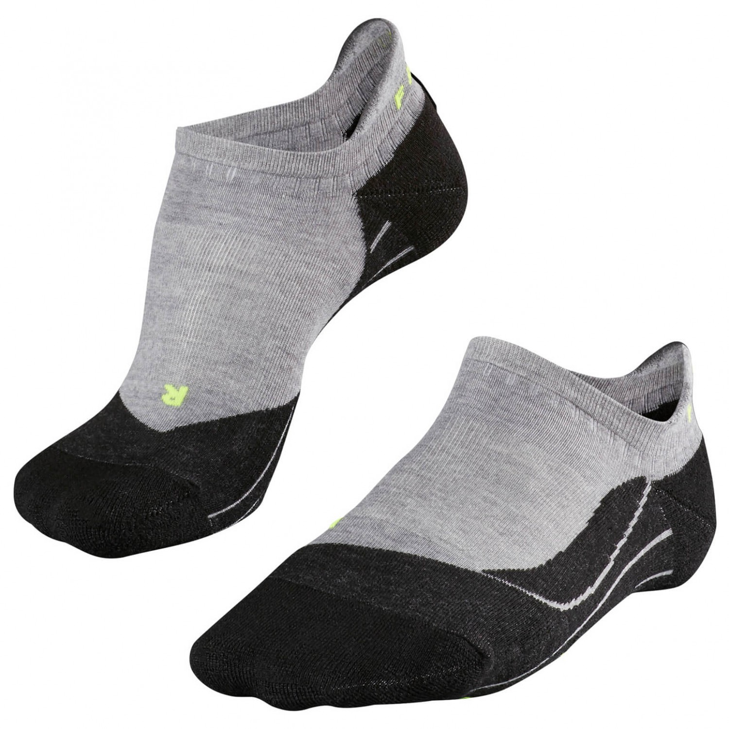 Falke - TK5 Invisible - Trekkingsocken Light Grey