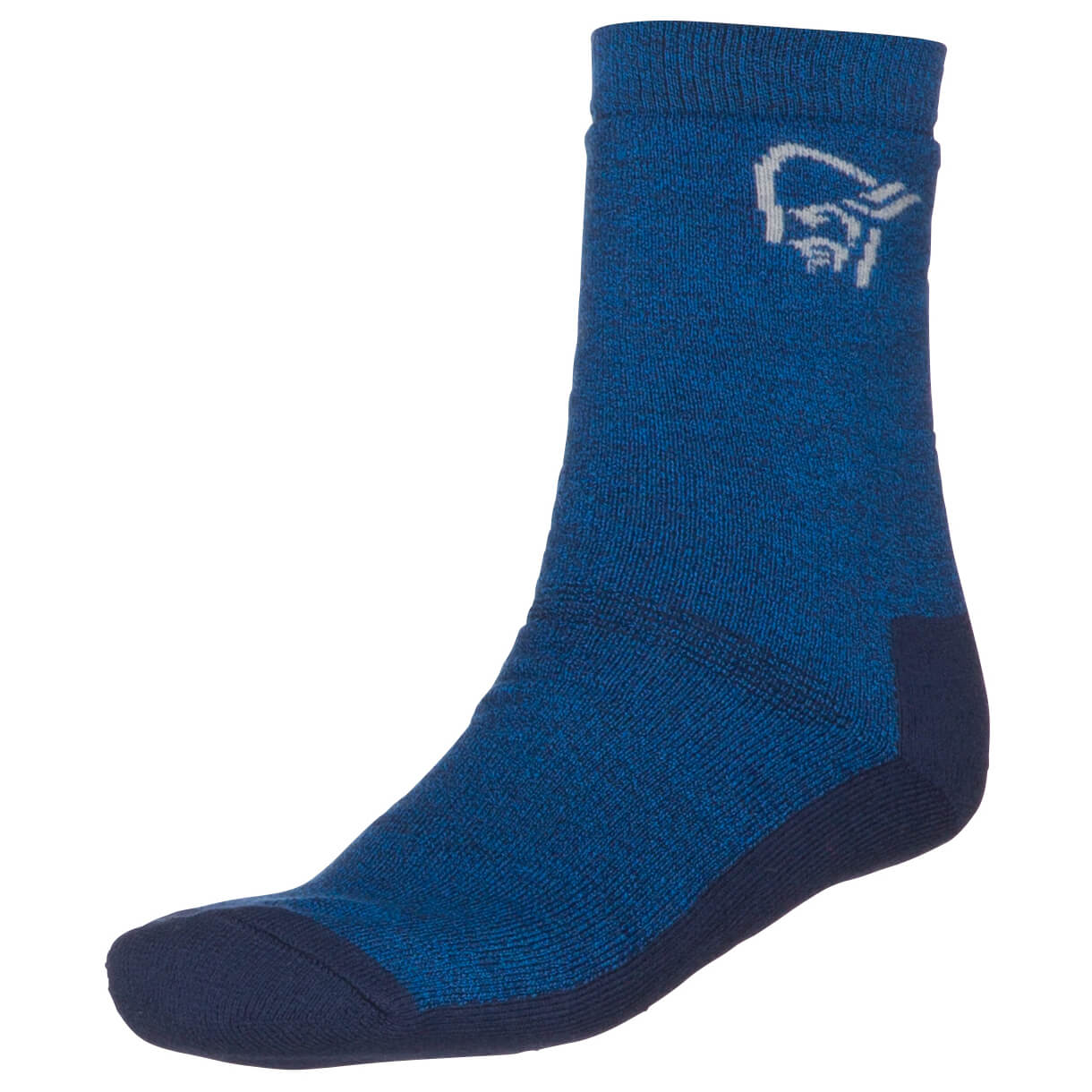 Norrøna - Svalbard Mid Weight Merino Socks - Trekkingsocken Indigo Night