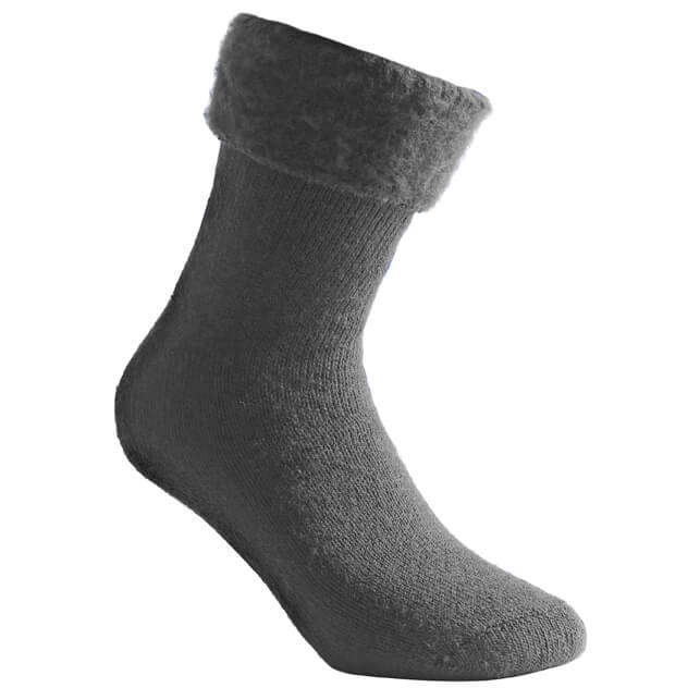 Woolpower - Socks Classic Brushed 600 - Expeditionssocken Grey