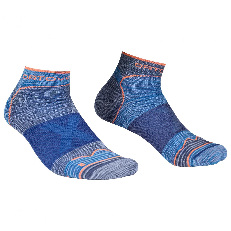 Ortovox - Alpinist Low Socks - Multifunktionssocken Dark Grey