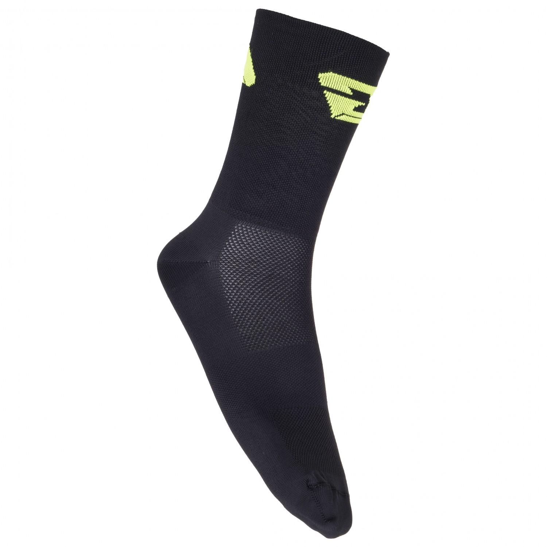 Gaerne - GProfessional Long Socks - Radsocken Black Yellow