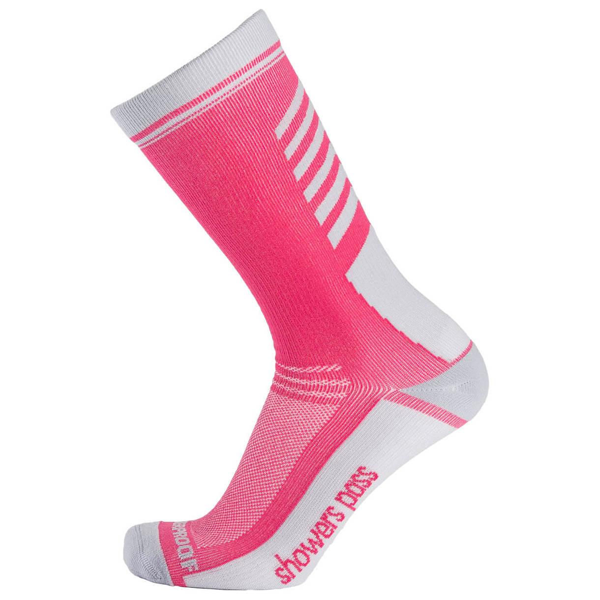 Showers Pass - Crosspoint Lightweight Waterproof Socks Pink