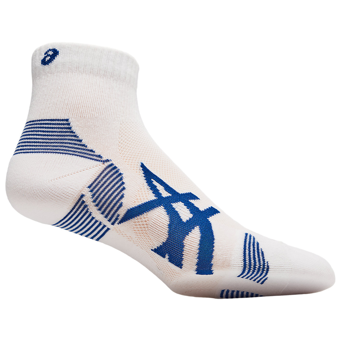 Asics - 2PPK Cushioning Sock - Running socks - Performance Black / Brilliant White | I (US)