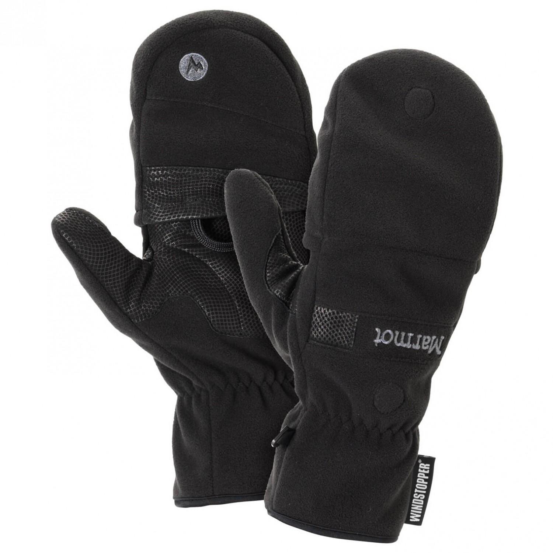 Marmot Windstopper Convertible Glove Handschuhe Online