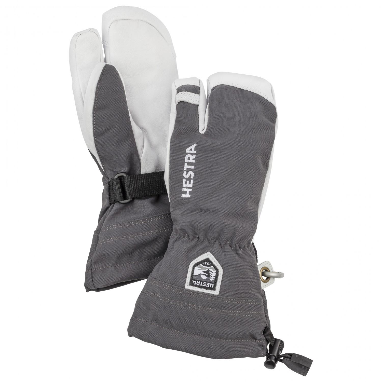 HESTRA Leder Skihandschuh Army Leather Heli Ski 5 Handschuh Hestra *NEU*