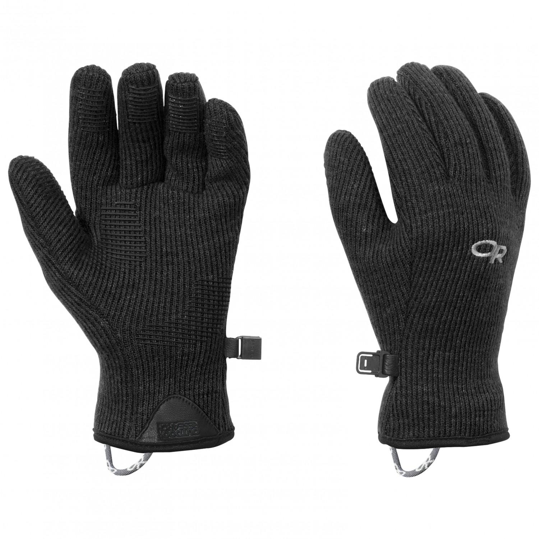 Damen Outdoor Research Damen Flurry Sensor Handschuhe Fingerhandschuhe NEU Bekleidung