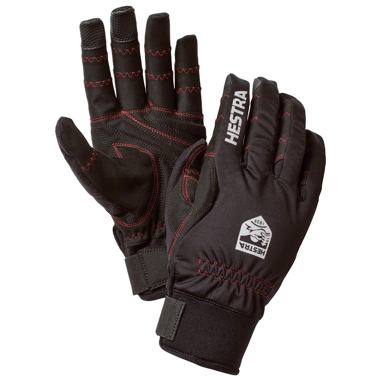 hestra ergo grip long 5 finger handschuhe online kaufen. Black Bedroom Furniture Sets. Home Design Ideas