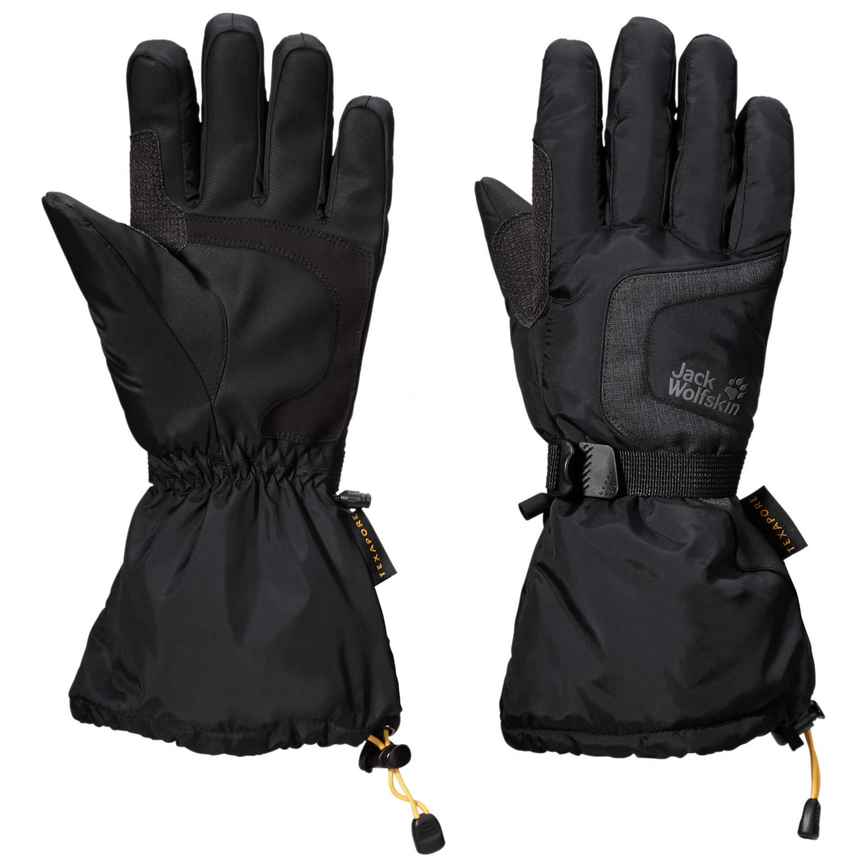 online store a9915 8bbc2 Jack Wolfskin Texapore Winter Glove - Gloves | Buy online ...