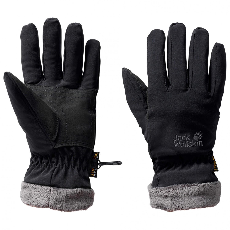 Jack Wolfskin Stormlock Highloft Glove Handschuhe Damen
