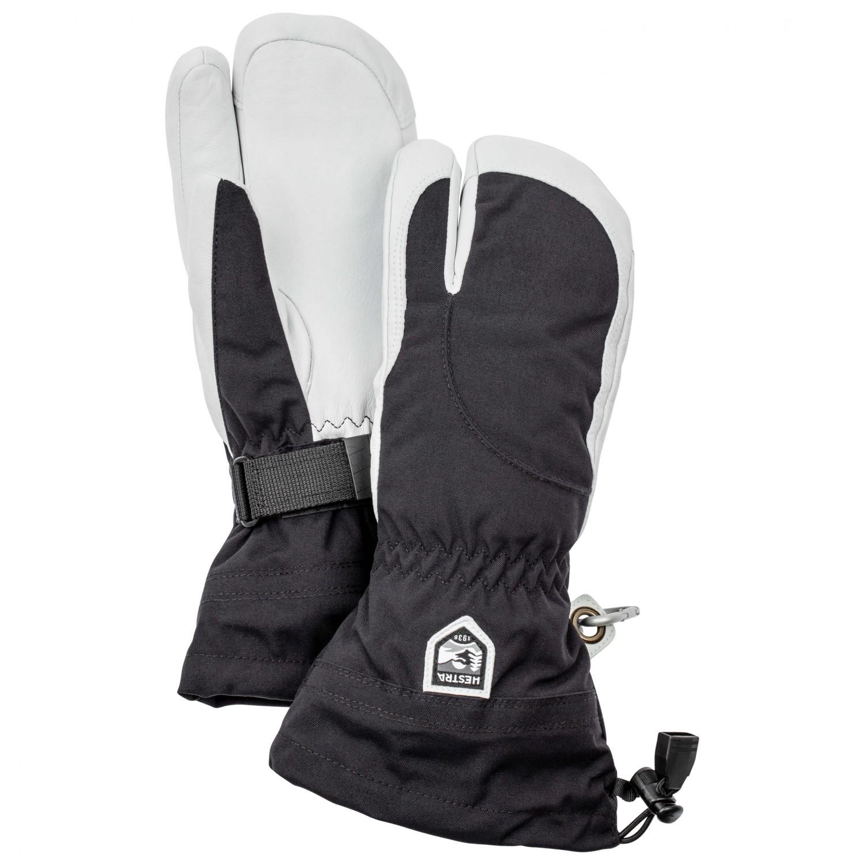 Hestra Heli Ski 3 Finger Gloves Women S Free Eu Delivery