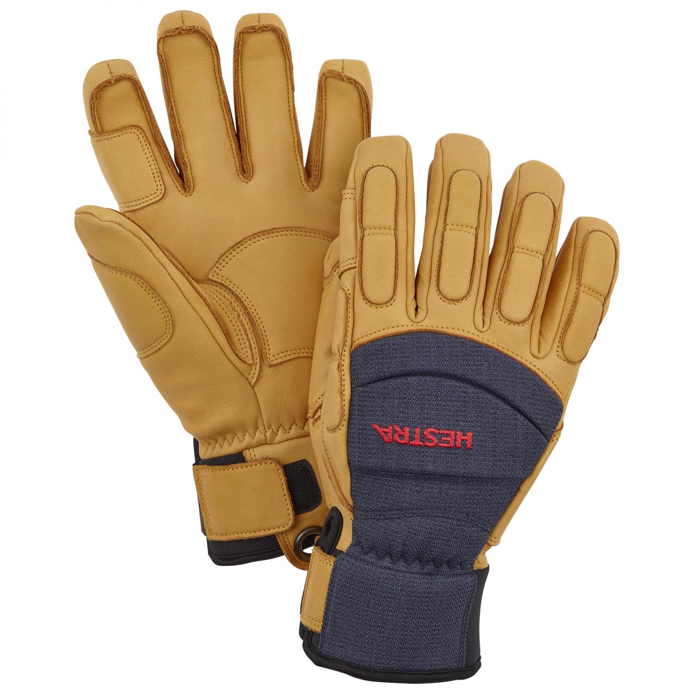 Hestra Vertical Cut Czone 5 Finger Gloves