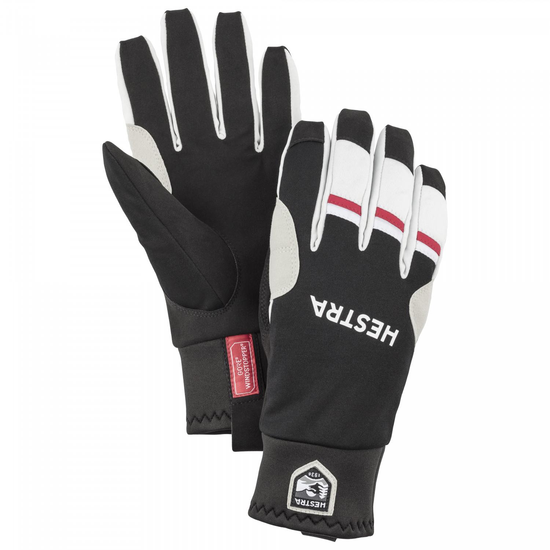 5 finger gloves Hestra Windstopper Tracker