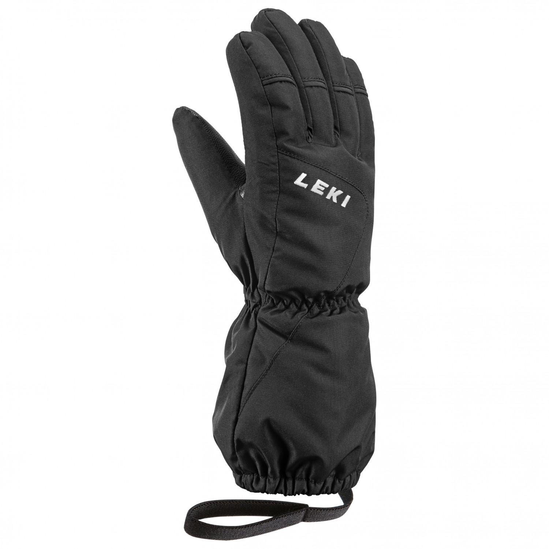 elegantes Aussehen Top Qualität letzter Rabatt Leki - Nevio Junior - Handschuhe - Schwarz | 7 (EU)