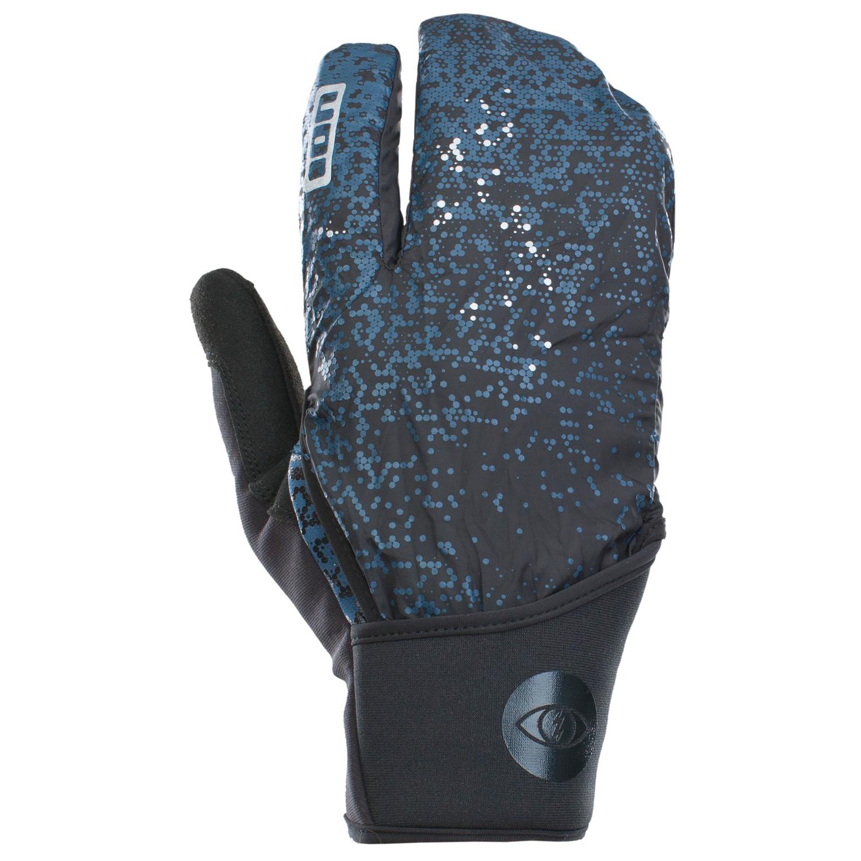Ion Haze Amp MX DH FR Fahrrad Handschuhe lang schwarz 2018 Gr/ö/ße XS