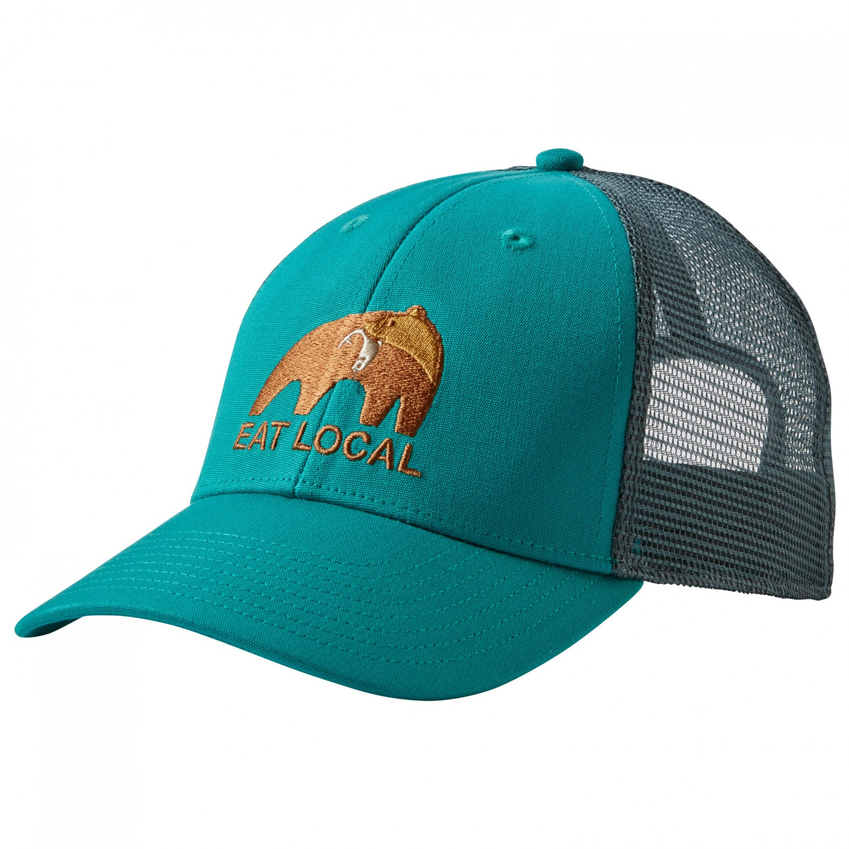 cb5bd790cb Patagonia - Eat Local Upstream Lopro Trucker Hat - Cap