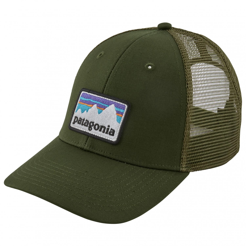 Patagonia - Shop Sticker Patch Lopro Trucker Hat - Gorra ... 92e4ee55f64