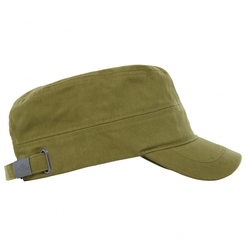 576e7523 The North Face Logo Military Hat - Cap | Buy online | Alpinetrek.co.uk