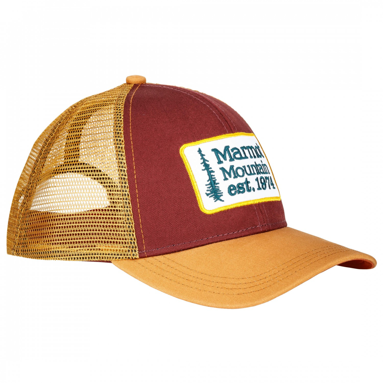 Marmot Mens Retro Trucker Hat