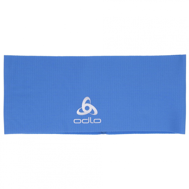 en présentant Livraison gratuite dans le monde entier avant-garde de l'époque Odlo - Move Light Headband - Bandeau - white