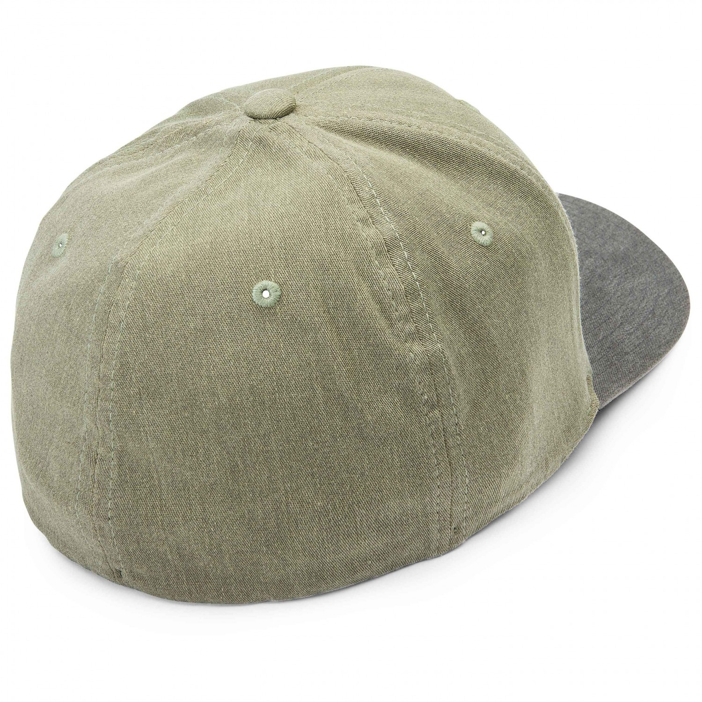 Stone Cap Detail : Volcom full stone hthr xfit cap men s buy online