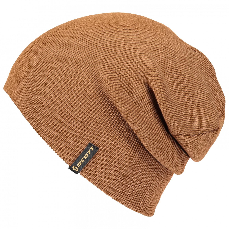 bons plans sur la mode Nouveaux produits procédés de teinture minutieux Scott - Beanie MTN 30 - Bonnet - Tobacco Brown   One Size