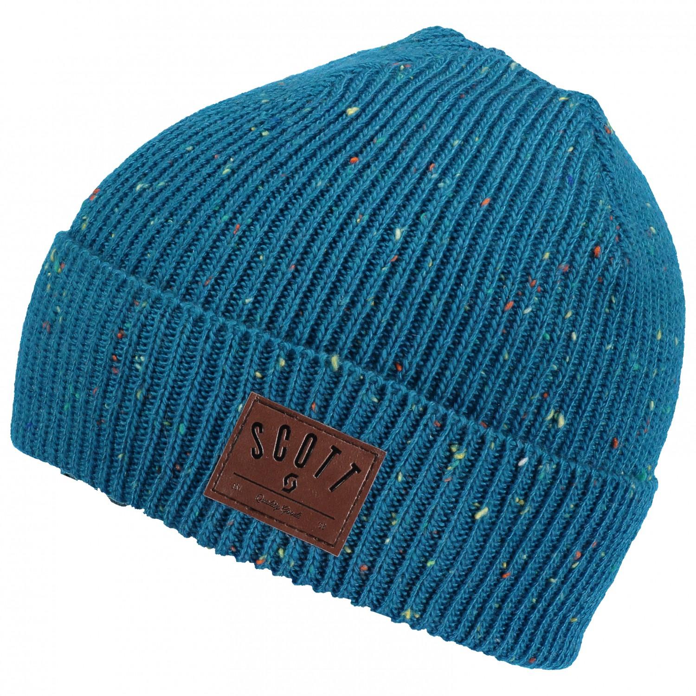 en stock super populaire original Scott - Beanie MTN 40 - Bonnet - Nightfall Blue   One Size