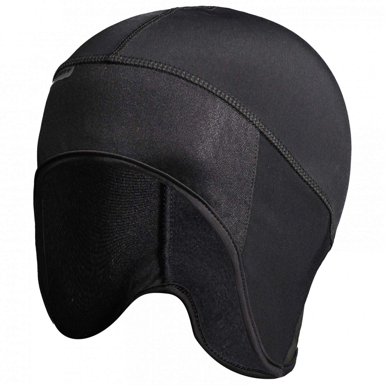 large choix de couleurs et de dessins Pré-commander une grande variété de modèles Scott - Helmetundercover AS 10 - Bonnet - Black   L/XL