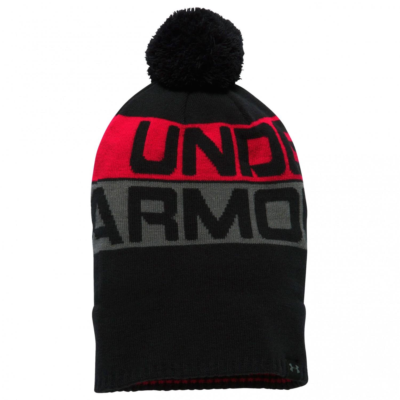 3e14ed32270 Under Armour Retro Pom Beanie 2.0 - Beanie Men s