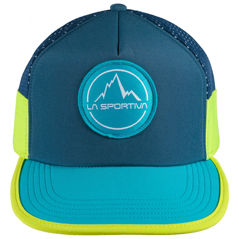 422ebad3dcd La Sportiva - Trail Trucker - Cap - Opal / Aqua | S