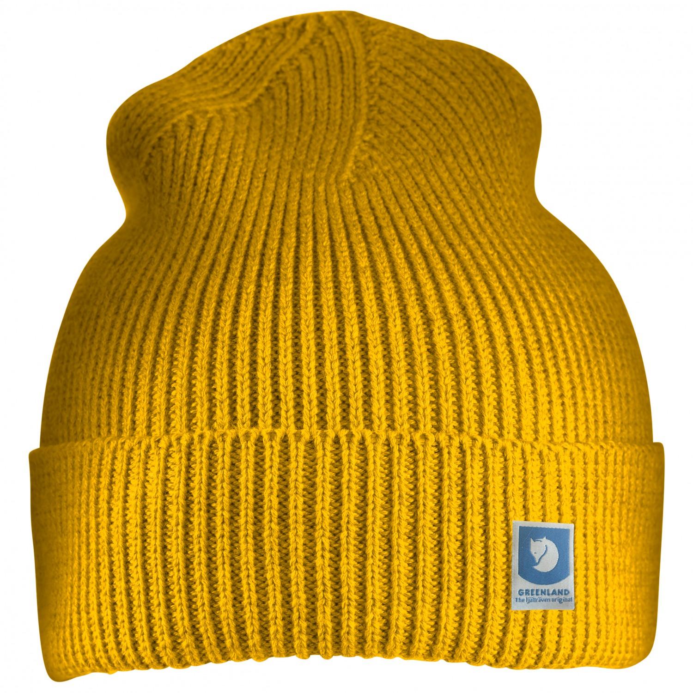 d8bcc72e044d1 Grey Fjällräven Re Wool Hat Strickmütze one size