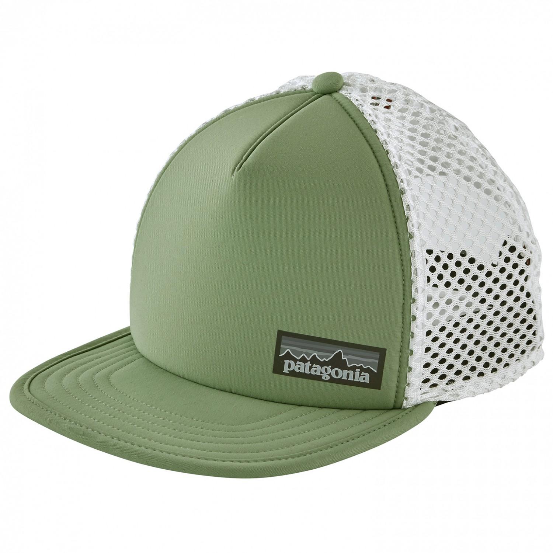 Patagonia - Duckbill Trucker Hat - Cap - Matcha Green | One Size