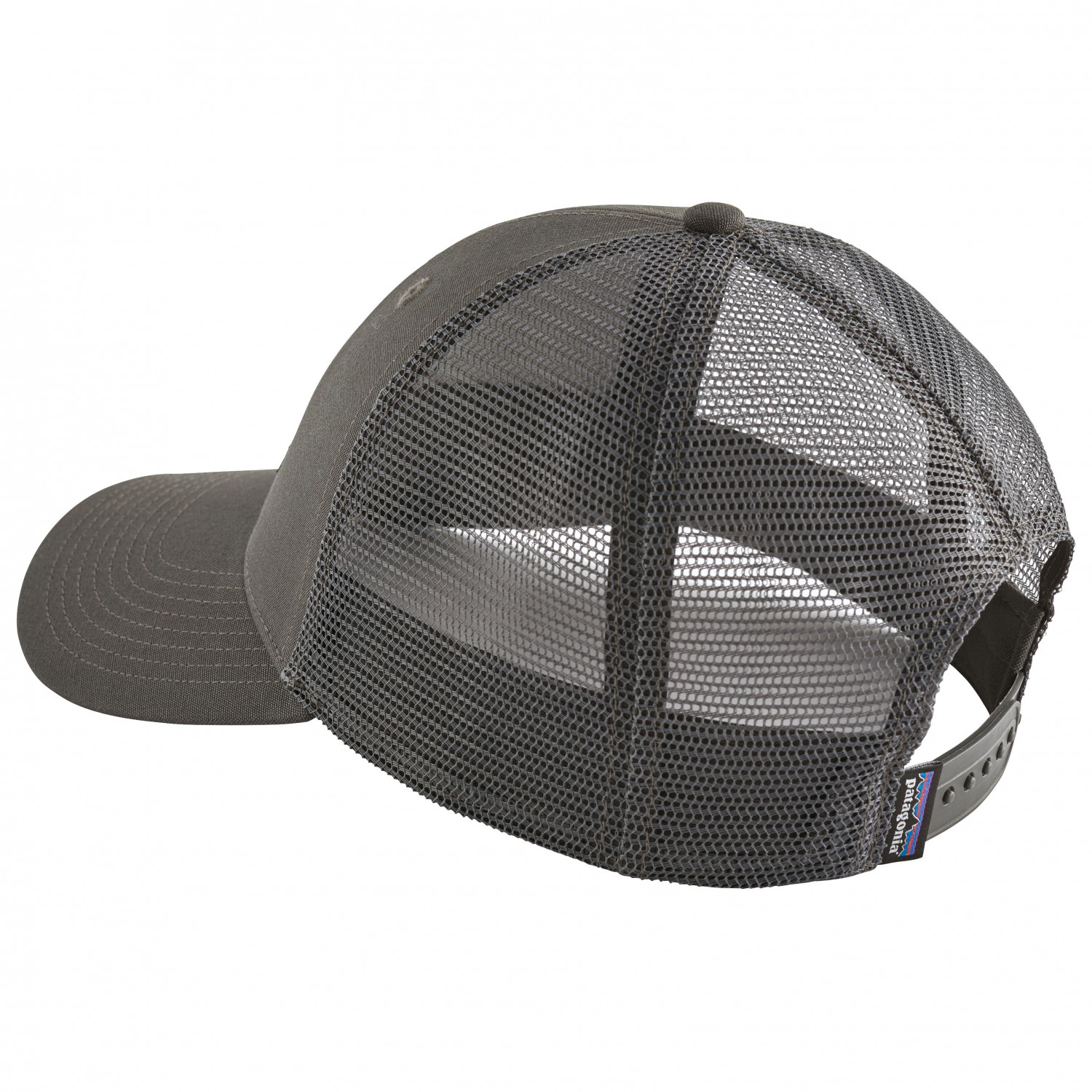 Patagonia - Fitz Roy Scope Lopro Trucker Hat - Cap - Forge Grey | One Size