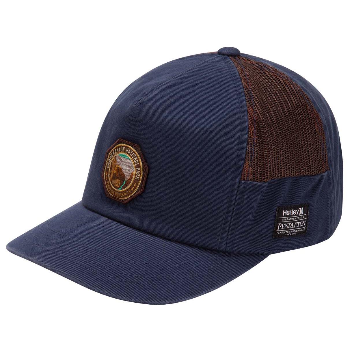 revendeur ffeb0 7ef12 Hurley Pendleton Grand Canyon Hat - Casquette   Achat en ...