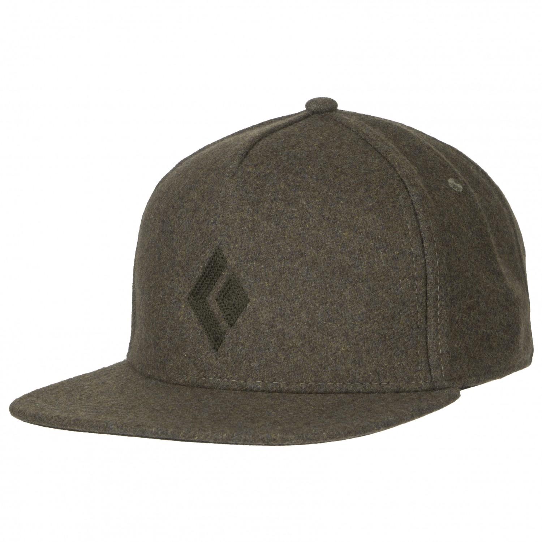Black Diamond Wool Trucker Hat - Cap  6f96777f38e