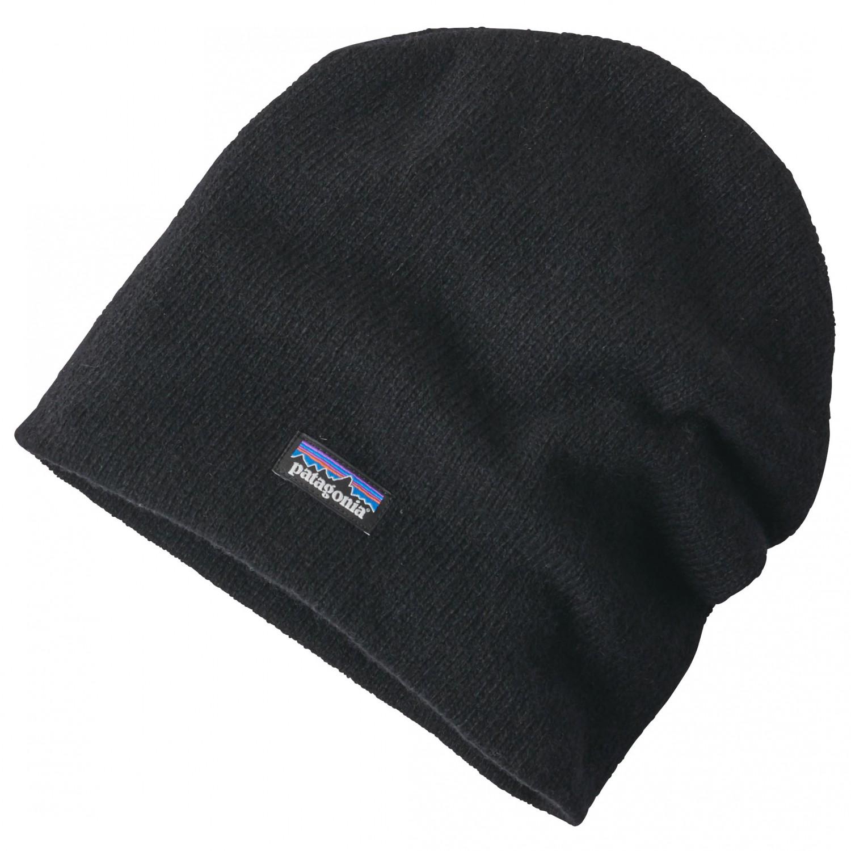 une performance supérieure profiter du meilleur prix meilleure sélection Patagonia - Backslide Beanie - Bonnet - Black | One Size (US)