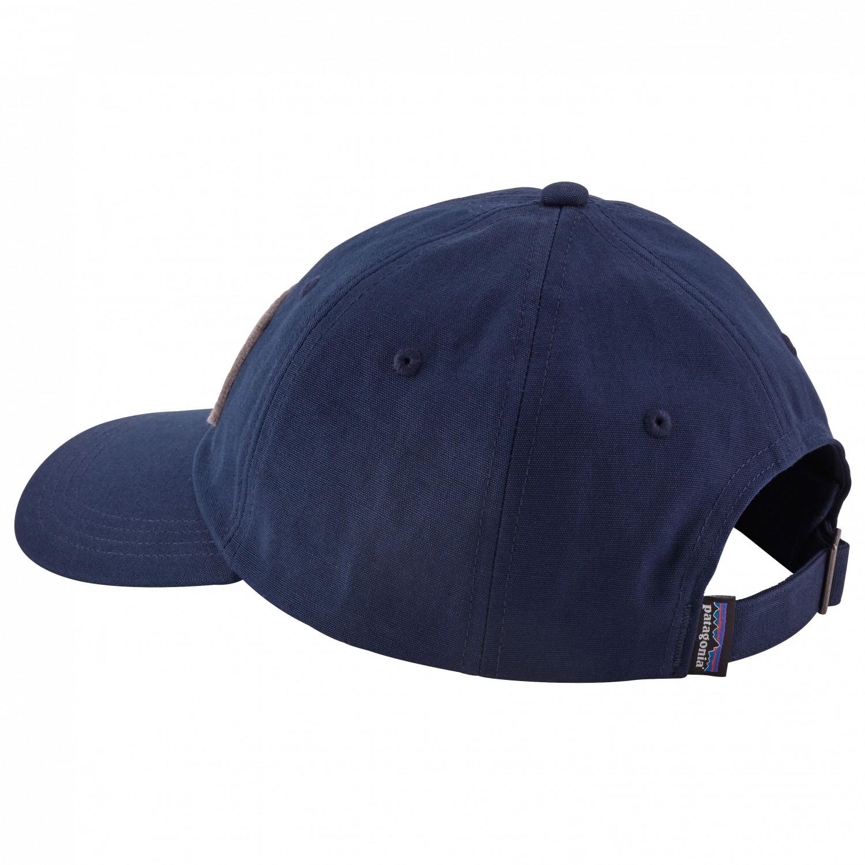 22e5f703e Patagonia - Fitz Roy Trout Patch Trad Cap - Cap - Black | One Size