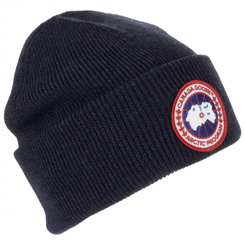 canada goose arctic logo beanie
