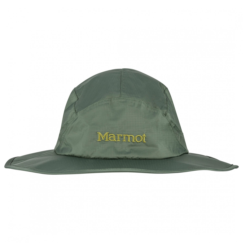 63898f65 Marmot PreCip Eco Safari Hat - Hat | Buy online | Alpinetrek.co.uk
