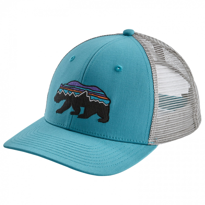 Patagonia Fitz Roy Bear Trucker Hat - Cap  58b701906b3