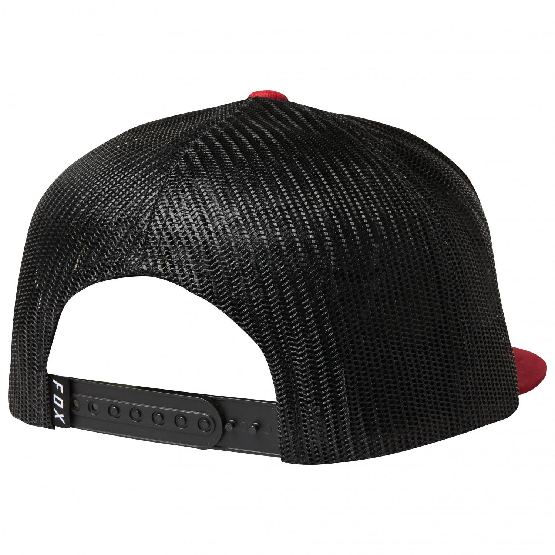 bd65ba70 FOX Racing - Strap Snapback Hat - Cap - Cardinal | One Size