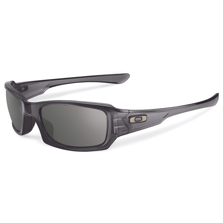 Oakley Fives Squared Warm Grey - Lunettes de soleil   Livraison ... d29f0a843ae3