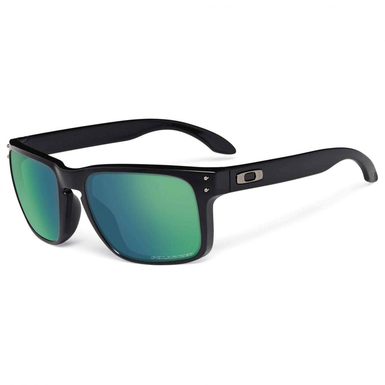 9c6ded9275 Oakley Holbrook Emerald Iridium Polarized - Sunglasses