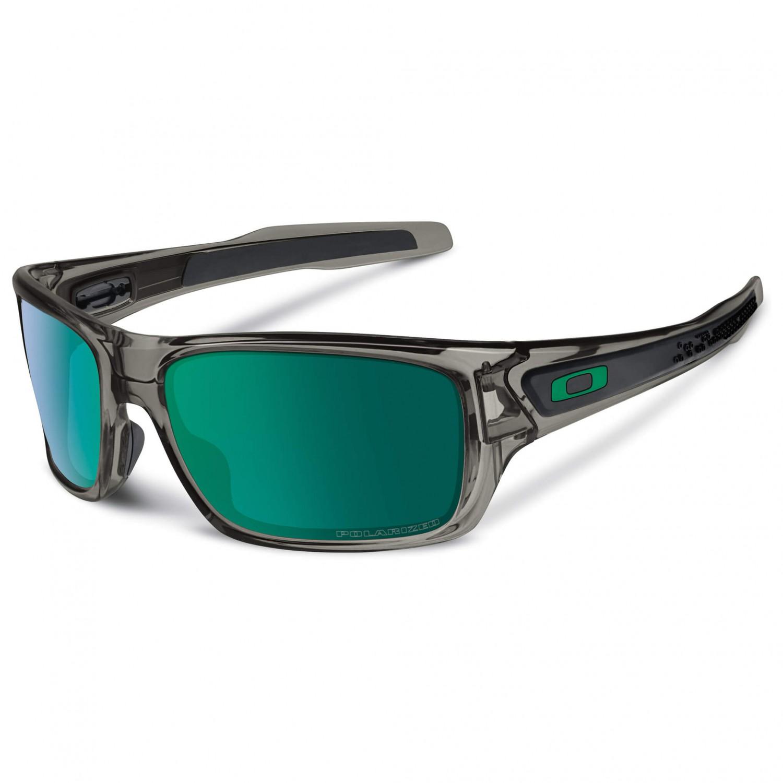 b97678ef37 Oakley Turbine Jade Iridium Polarized - Sunglasses
