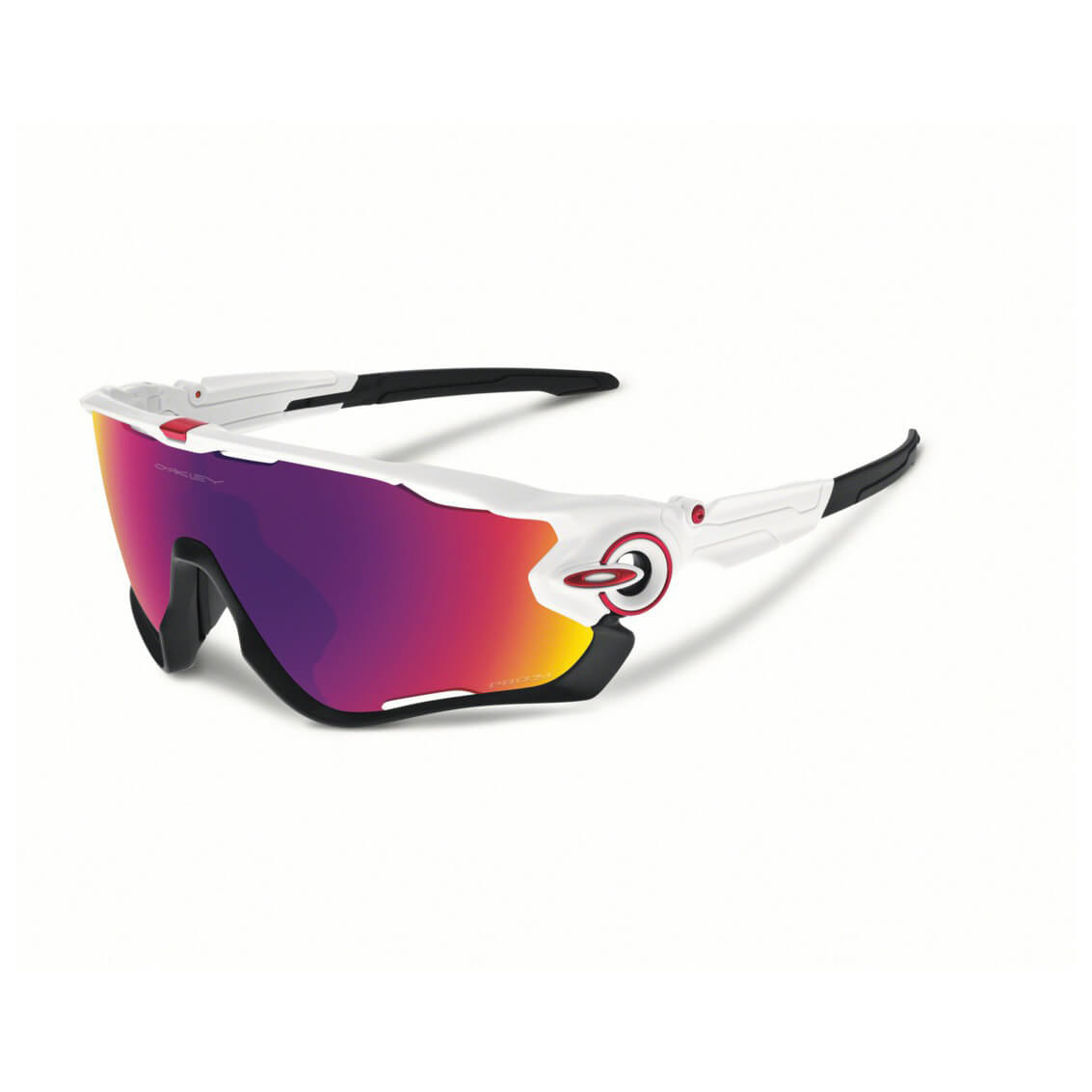Oakley - Jawbreaker Prizm Road - Cycling glasses ... a2b0fd86bf
