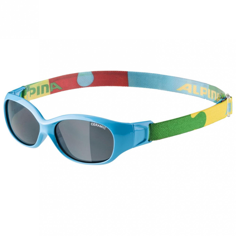 Alpina Sports Flexxy Ceramic Black S3 Sunglasses Kids