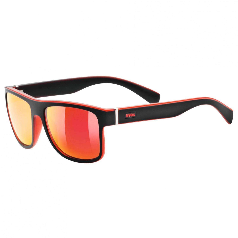 UVEX LGL 21 Black Rose-Mirror Pink S3 VV34j7